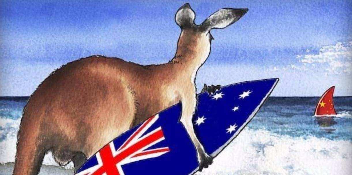 """澳大利亚可不是2000万人口的小国,而是""""第一帝国""""的一部分"""