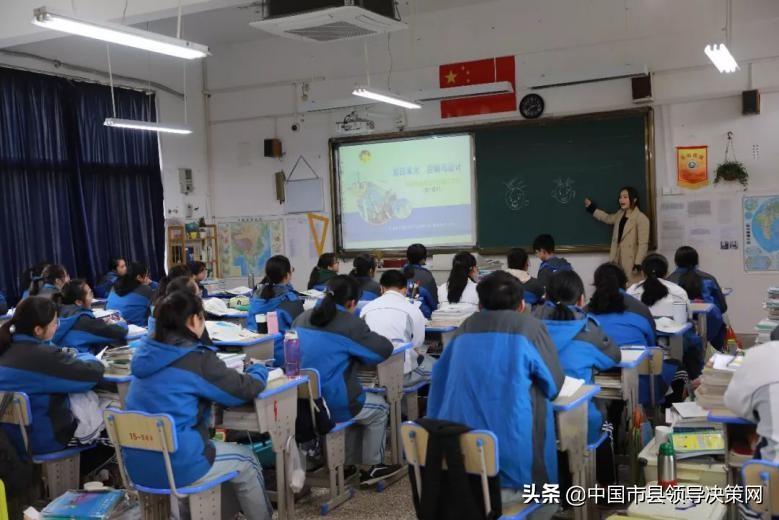 """江苏建湖县建阳中学创新""""教育领跑""""推进特色教育工作"""