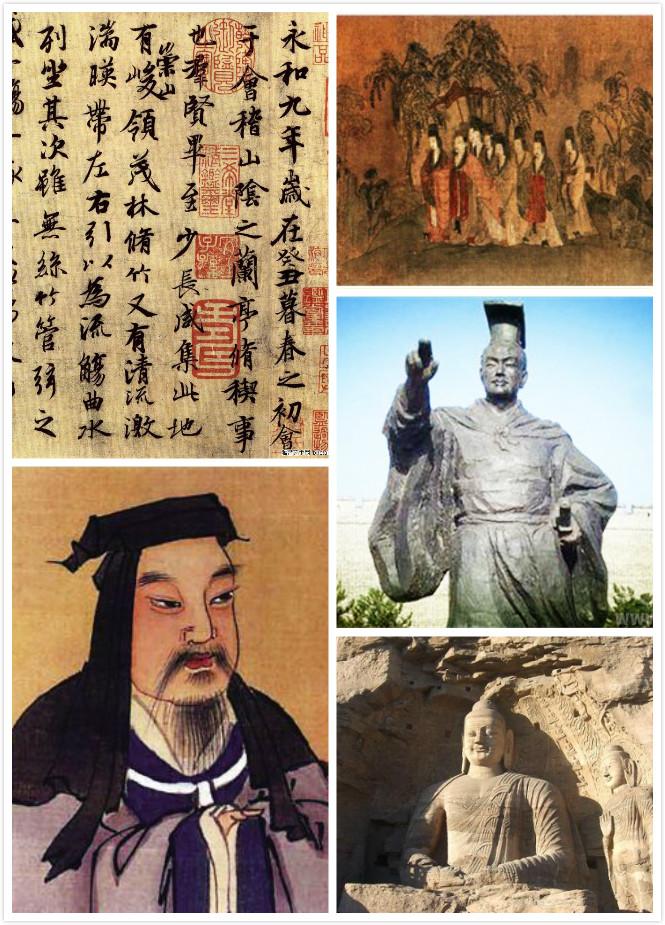 东晋简史,三千字看懂这个皇权衰落的时代