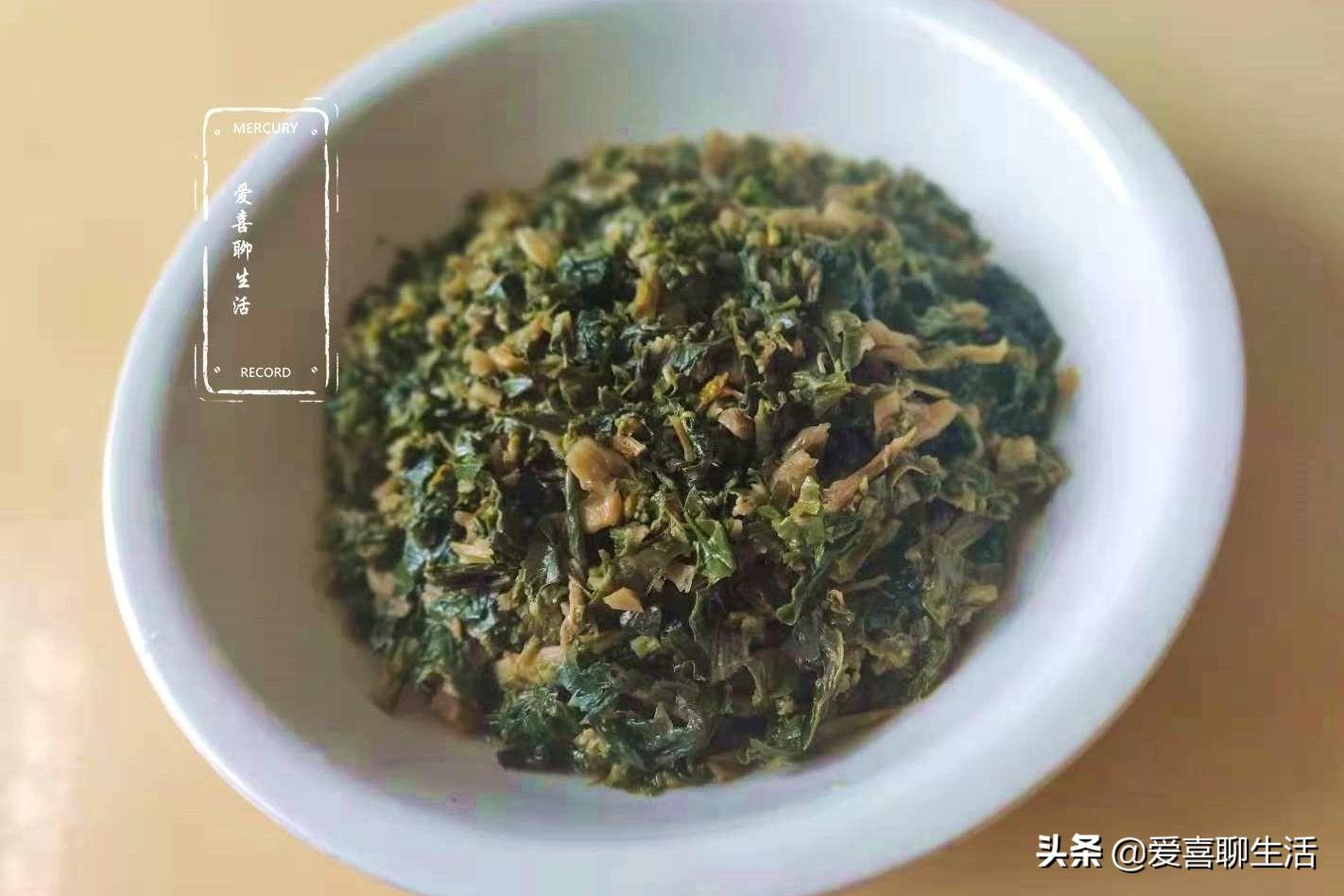 这食材在农村不起眼,城里却卖25一斤,锅中一炒清香脆嫩太美味 美食做法 第9张
