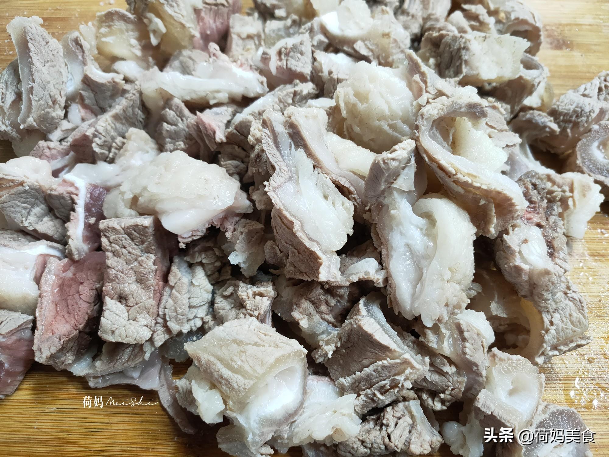 炖牛肉时加入一样食材,牛肉软烂不塞牙,味道鲜香又好吃,美味