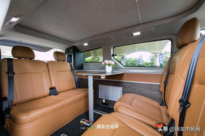 从MPV到旅居房车只需一个功能键 上汽大通旅居房车RG10实车来了