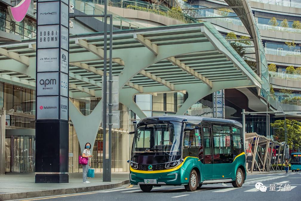 苏州人民很快能坐上无人巴士,技术来自这家2019年创立的公司