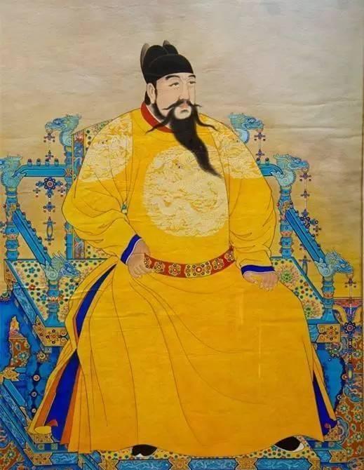 """朱棣有三个儿子,为何偏偏选个""""跛脚""""的胖子当太子?"""