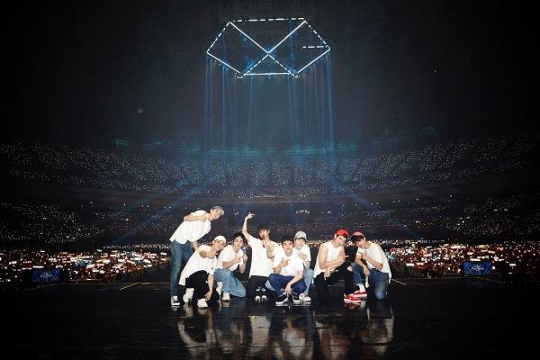 XIUMIN确诊!EXO成员们接受检查,SM第一时间公布紧急声明