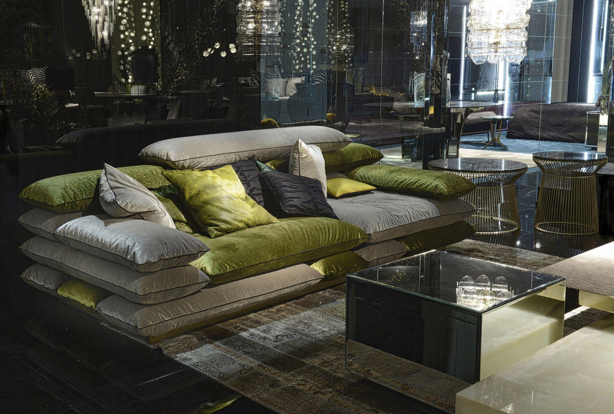 奢侈品牌的躺椅大盘点!躺椅竟是豪宅的标配之一