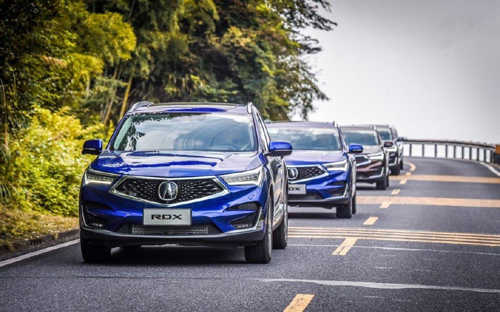 广汽Acura RDX 的流线与棱角 你钟爱哪个?