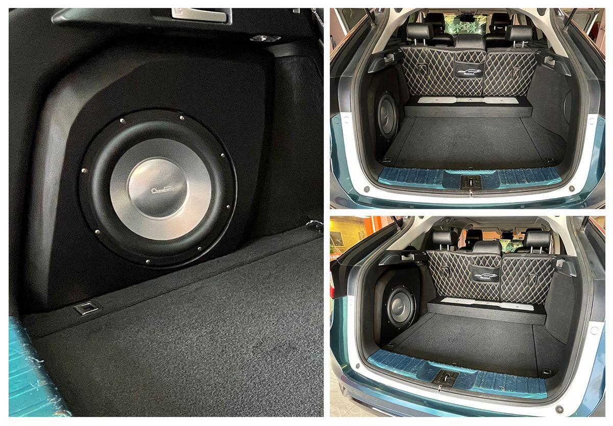 本田冠道改装歌剧世家音响,11单元发烧系统换装重塑听音品质