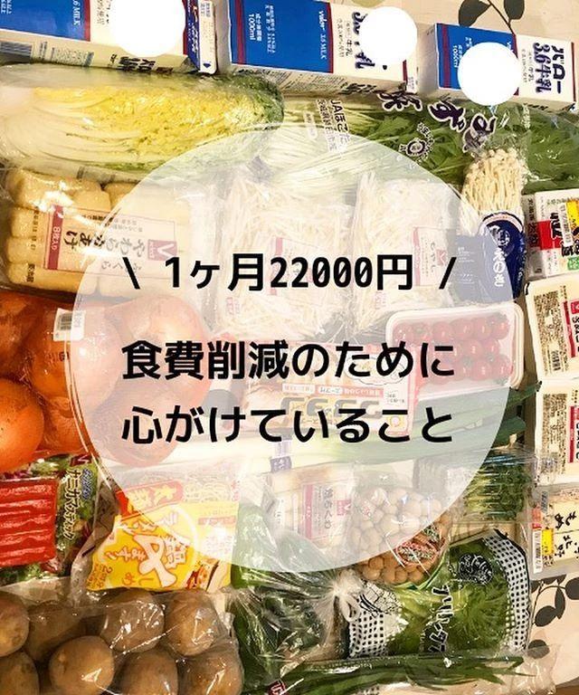 热衷节约的日本主妇,每顿饭不超过7元,网友:太会省钱了 节约省钱 第1张
