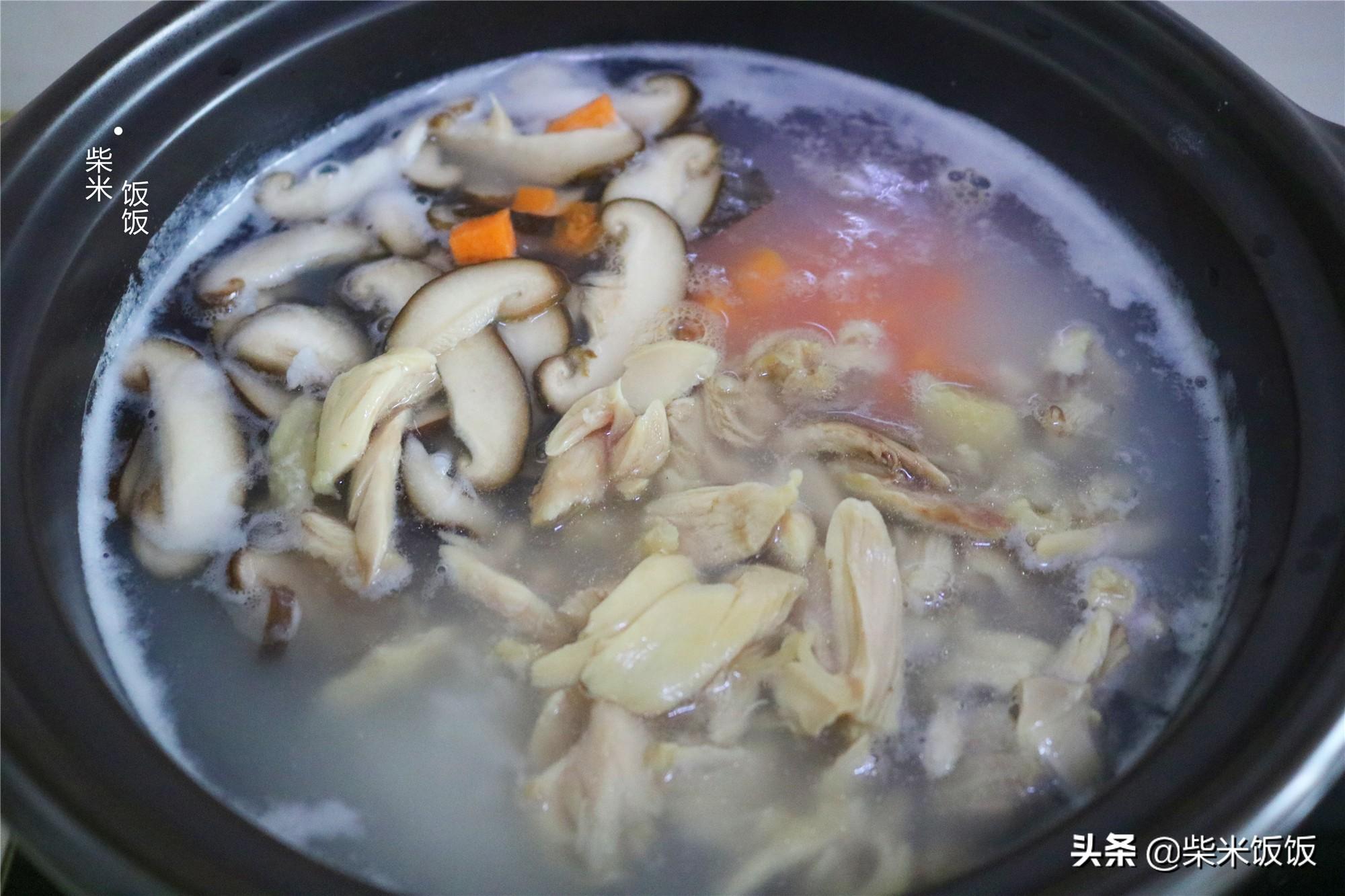 早餐吃它太幸福了,鮮香滋潤,每次煮一鍋,孩子都要吃一大碗