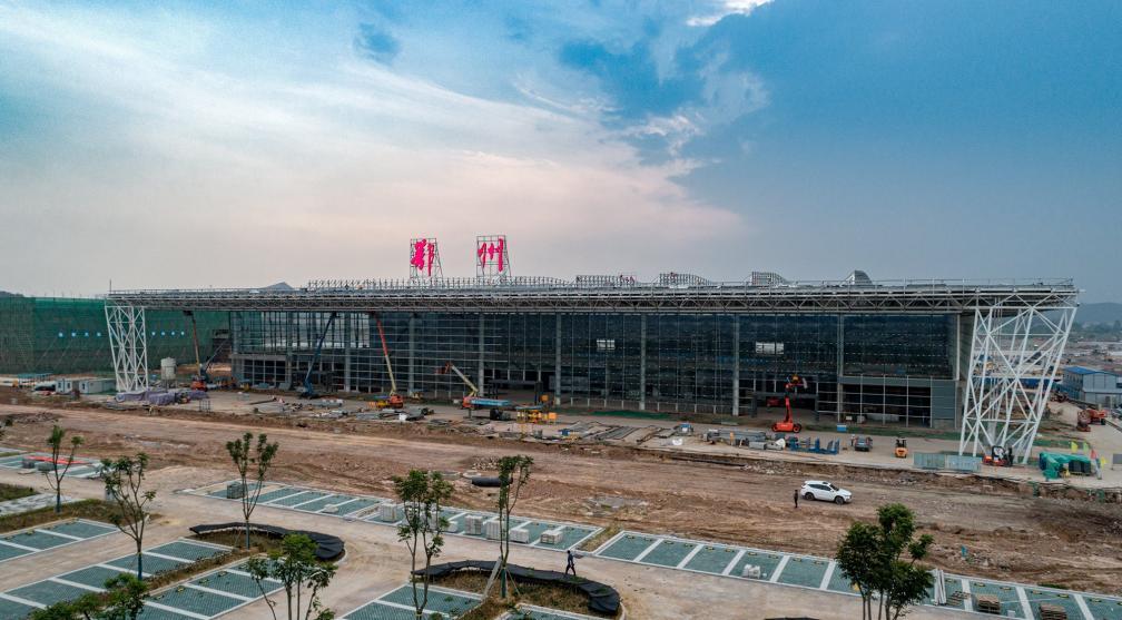 鄂州花湖机场四字代码获民航局空管局批复