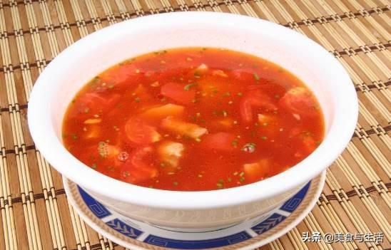 豆角焖面、过油肉,再来碗土豆番茄汤,酸爽到家