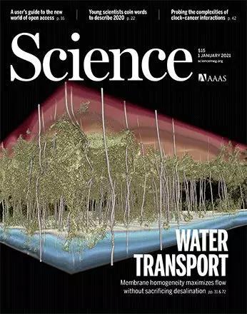2021年第一篇《Science》封面文章诞生