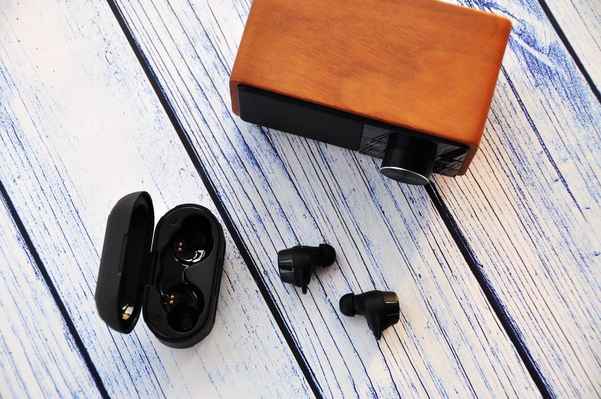 圈铁双单元带来好声音,NANK T2真无线蓝牙耳机