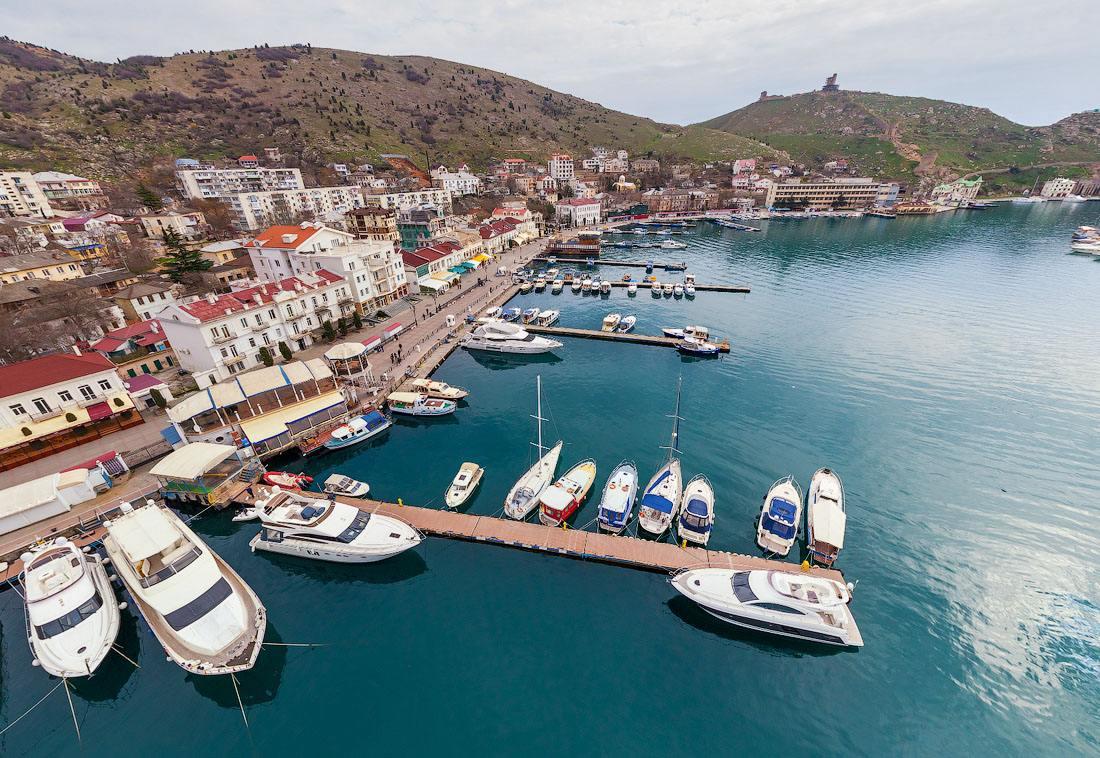 中国投资者计划出资在克里米亚建造10个游艇码头