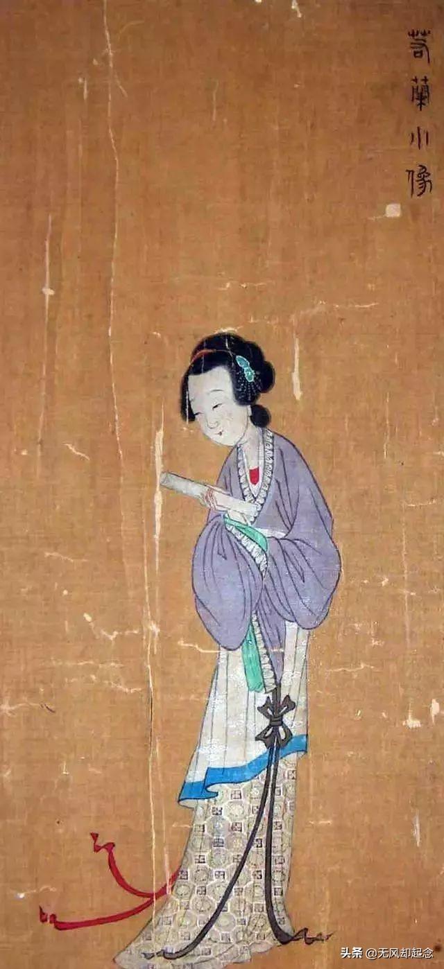 她才貌双全,16岁嫁刺史,丈夫变心后,她用一幅璇玑图挽回丈夫
