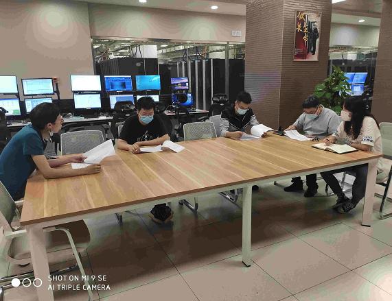 华北空管局通信网络中心完成首都机场协同决策系统停机升级工作