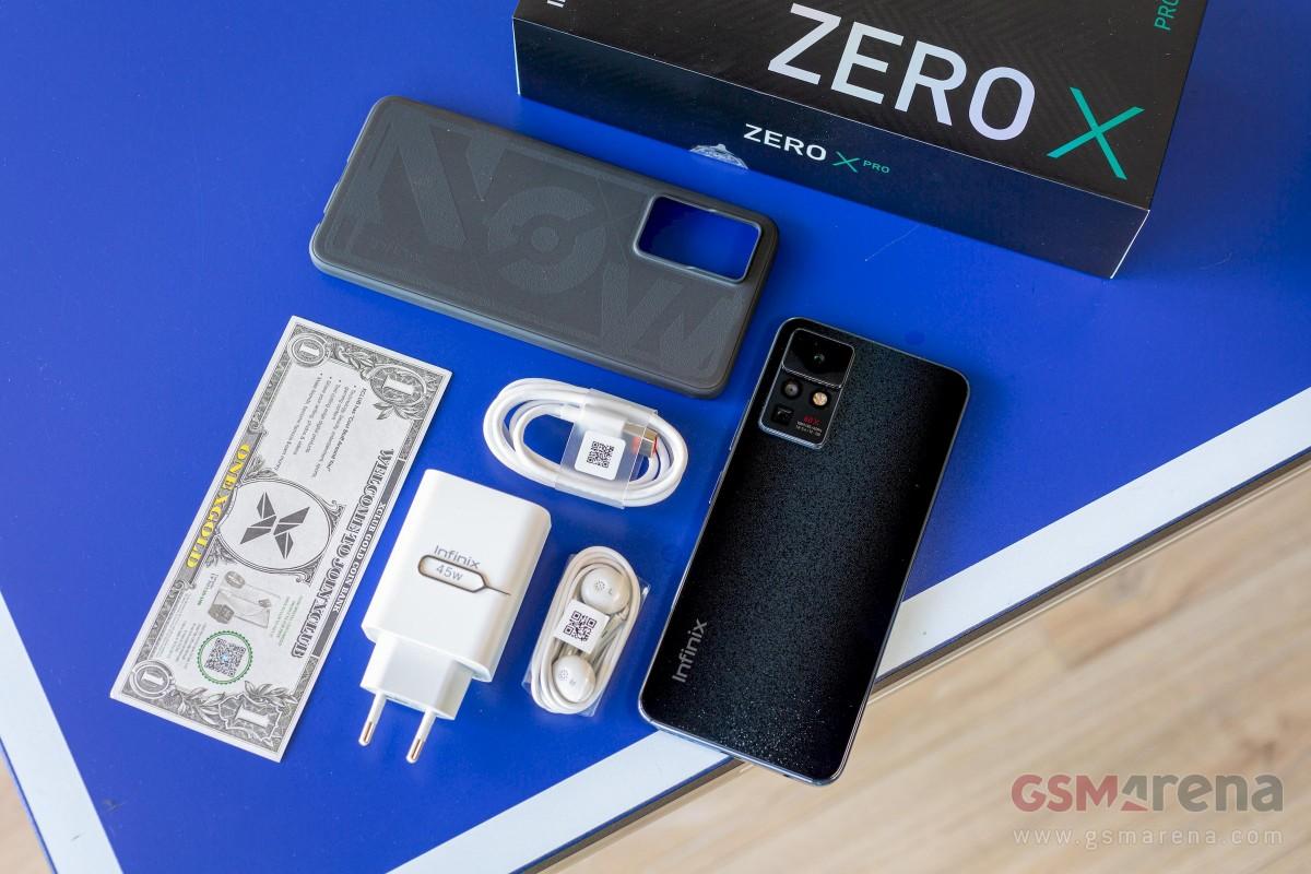 传音Infinix ZERO X Pro手机发布;iQOO Z5 Pro搭载骁龙778G处理器