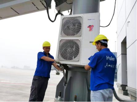 按约送装!海尔智家空调服务速度超行业3-5倍