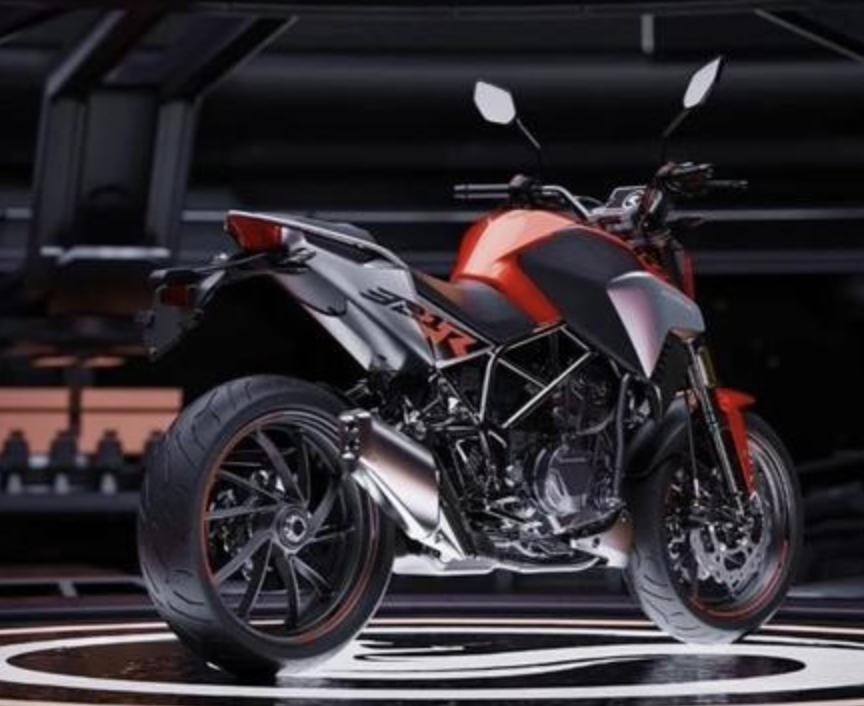 5秒多破百的摩托,2.4万元的凯越321R还有啥优势?