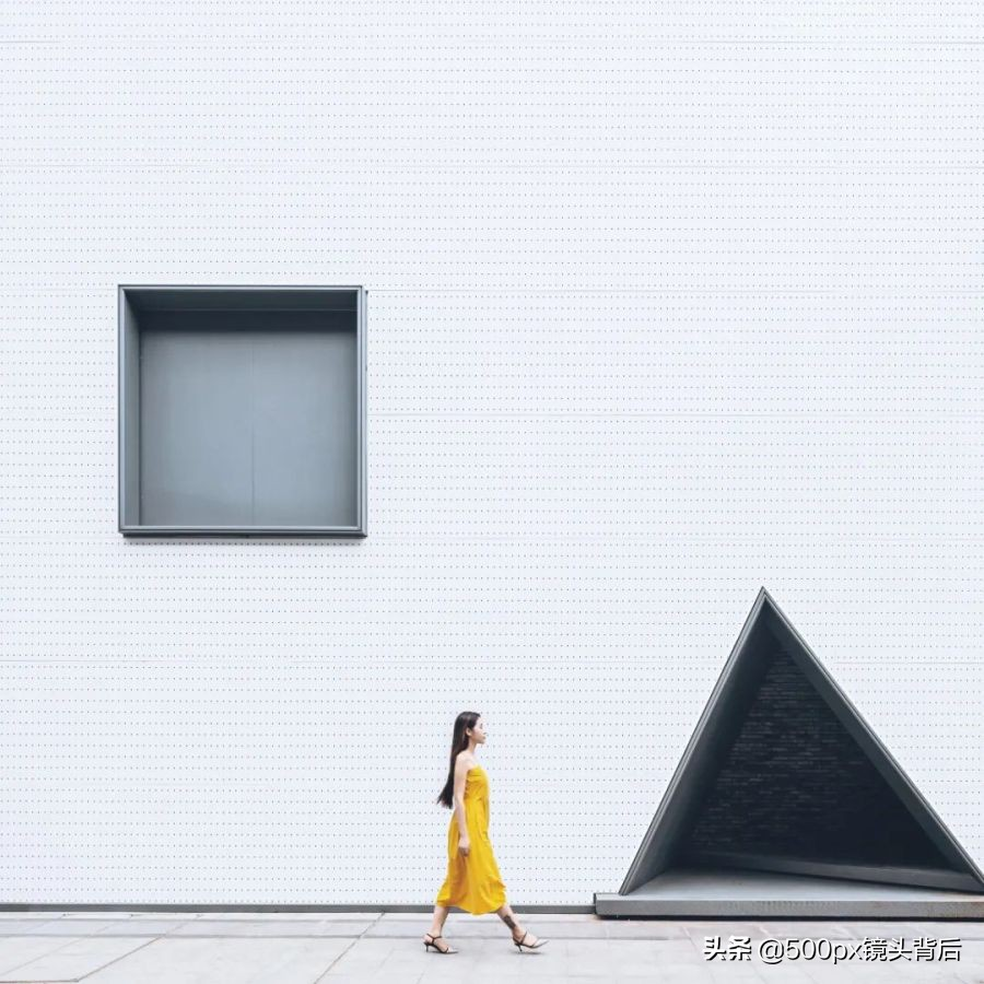 一分钟明白:只有这样的建筑摄影,才称得上空间美学的代表
