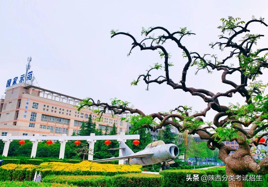 国家公办双高计划院校 | 西安航空职业技术学院