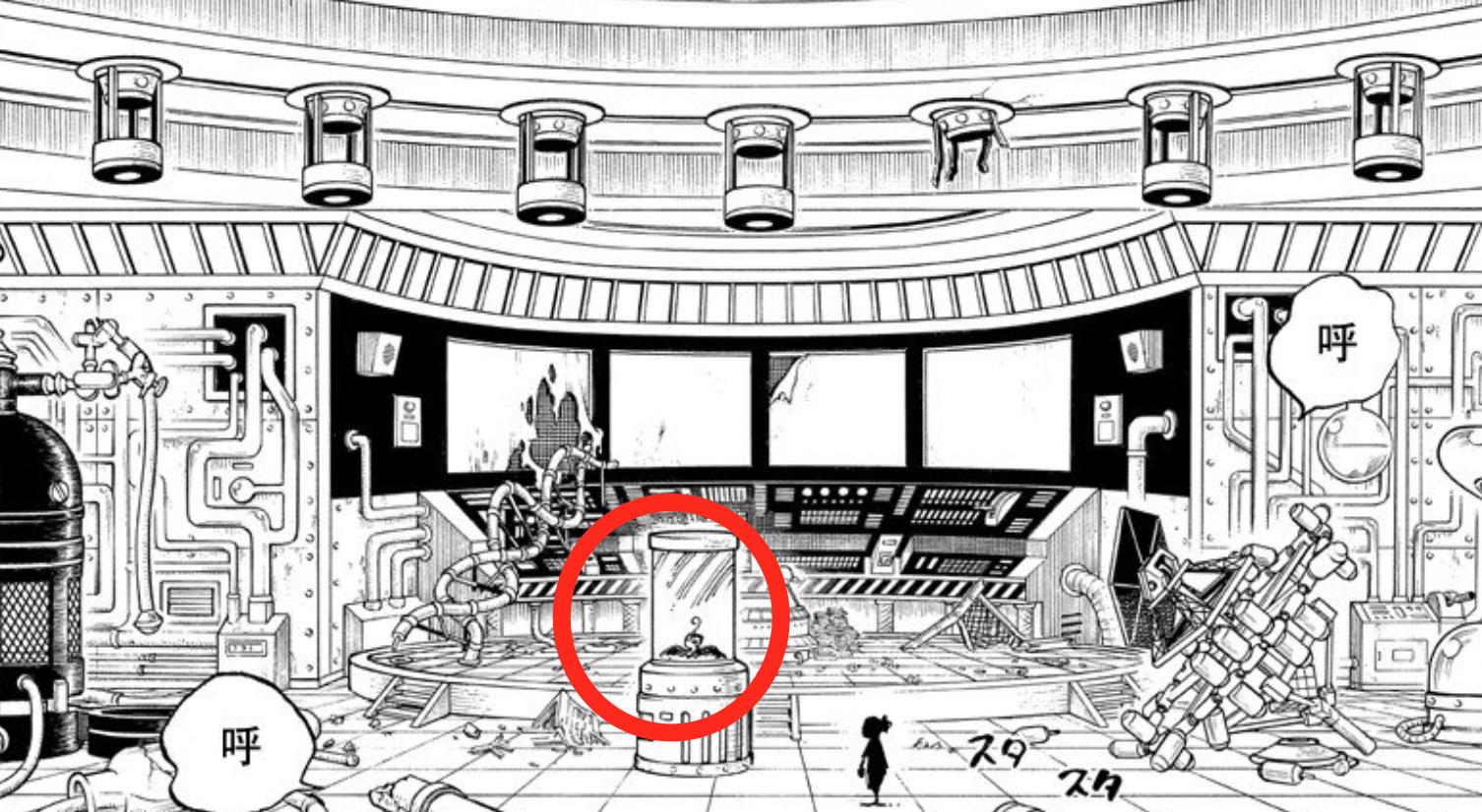 海賊王1007話分析:吃了蛟龍果實的桃之助,變成凱多的私生子