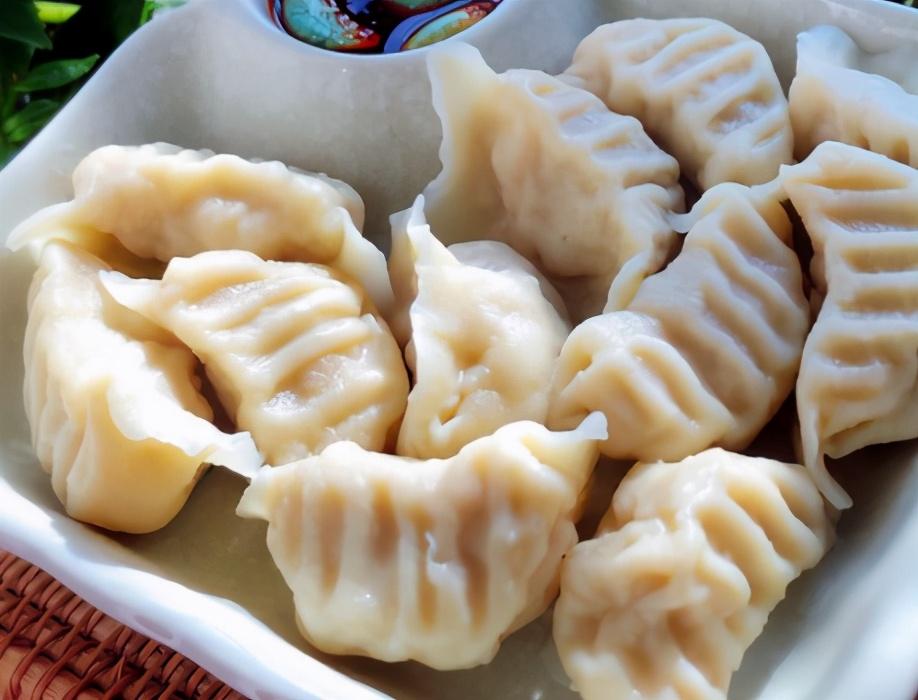 茴香饺子的做法步骤图 上桌家人抢