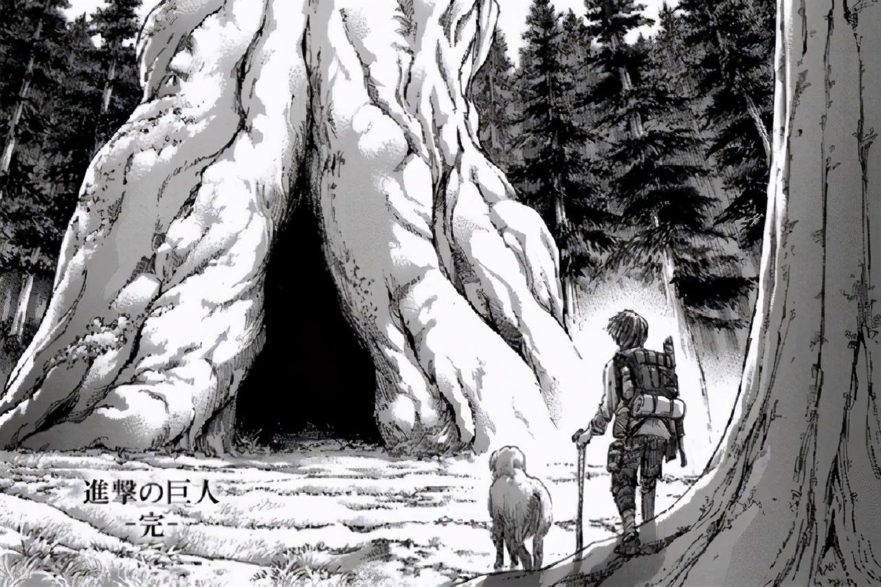 進擊的巨人:加頁內容公開,帕島確認毀滅,疑似進入廢土時代