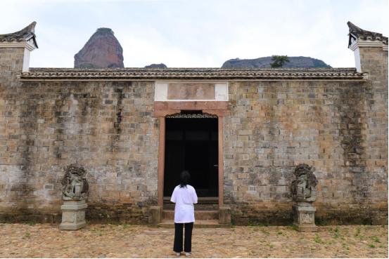 为何这个大畲村一个畲族人也没有,还遗存神奇的99间半房屋?