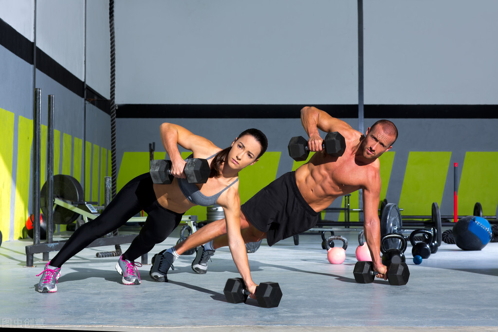 健身锻炼的人,必备的3个条件,才能练出好身材!你具备了吗? 减肥瘦身 第2张