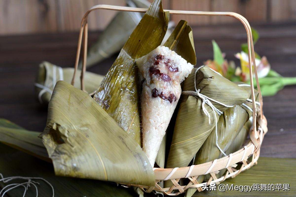 端午节吃粽子,教你3种甜粽子 美食做法 第5张