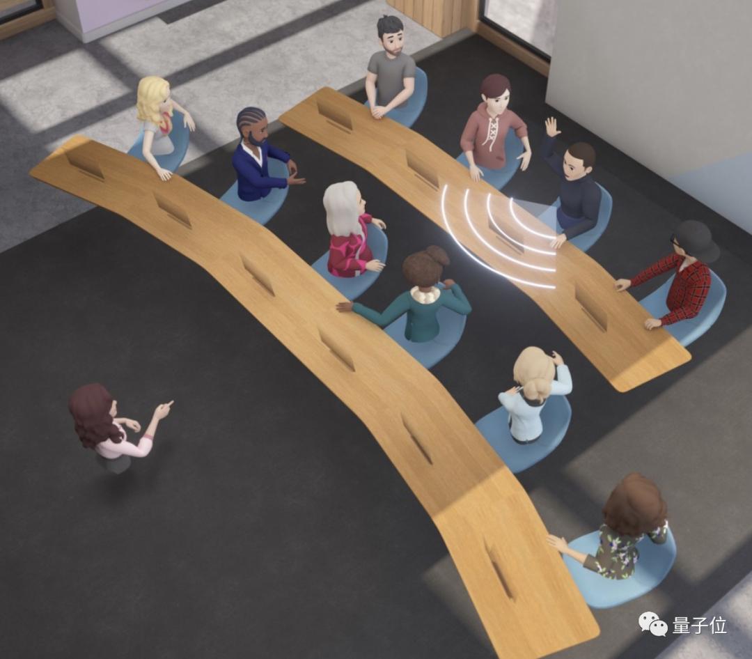 Facebook推出VR版远程办公应用,让打工人在家体验沉浸式开会