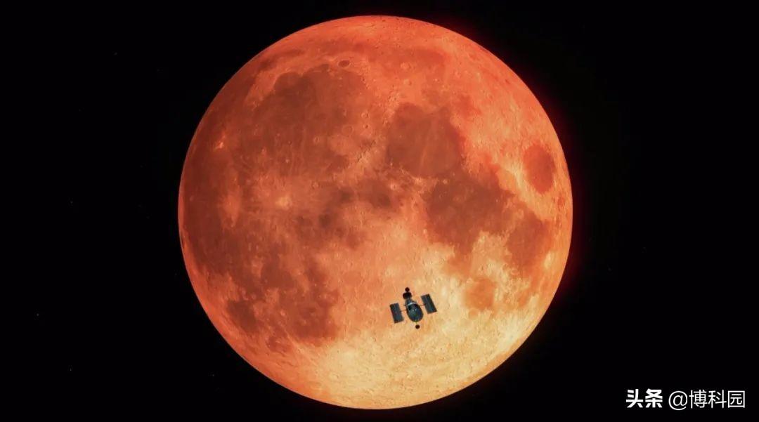 利用月全食,哈勃望远镜发现:哪里有臭氧,或许哪里就有生命