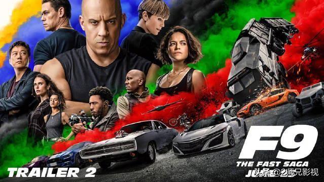 《速度与激情9》它来了,燃到爆!终于上天飙车了