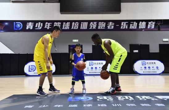 新育苗,新进阶!乐动篮球体育训练营打造独有培训体系