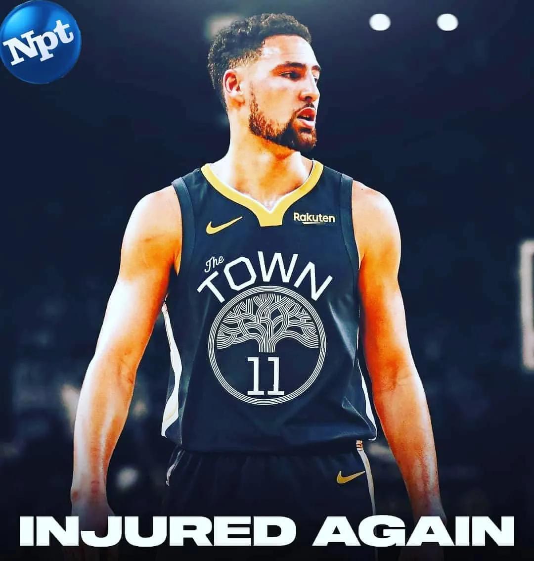 克莱疑似跟腱受伤!面临第2次赛季报销!整个NBA都在为他祈祷