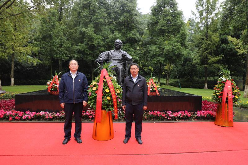 中交一公局集团重庆合长项目开展主题党日活动