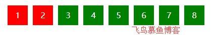 CSS3 中的 :nth-child() 选择器