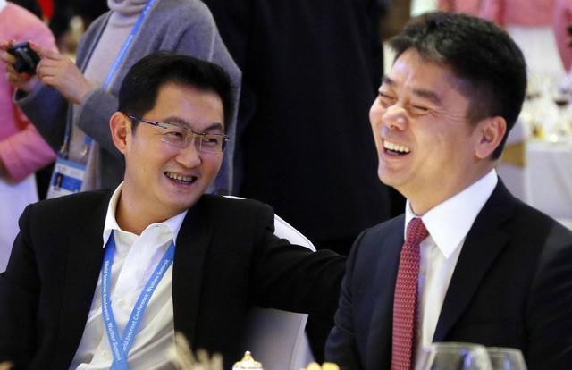 大佬的第一份工作:马云当老师、刘强东当网管,马化腾就厉害了