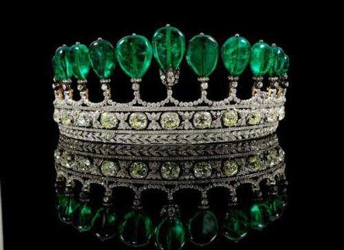 珠宝的前世今生之祖母绿的历史与传说