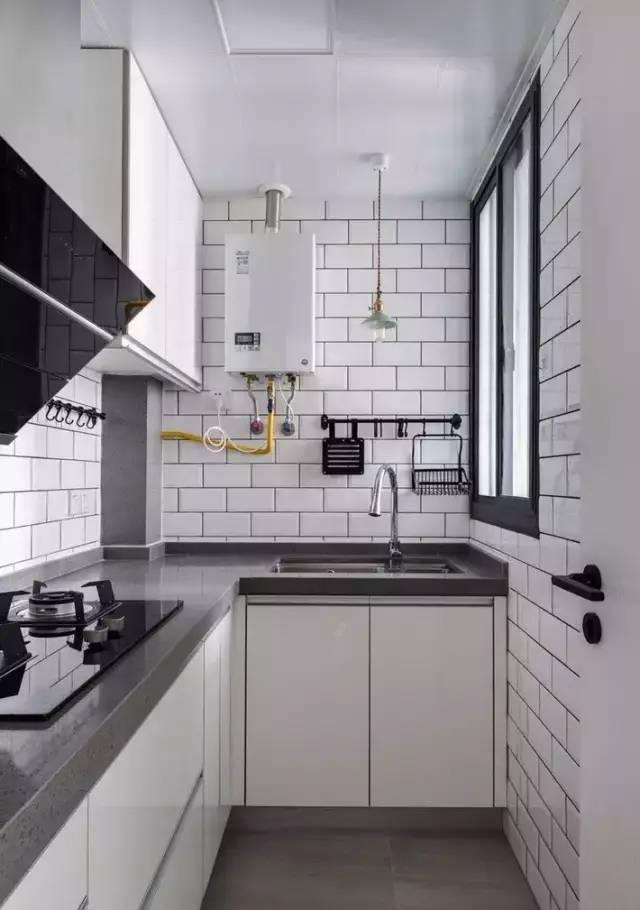 YDD·装修小知识|新房装修,厨房瓷砖要怎么贴?