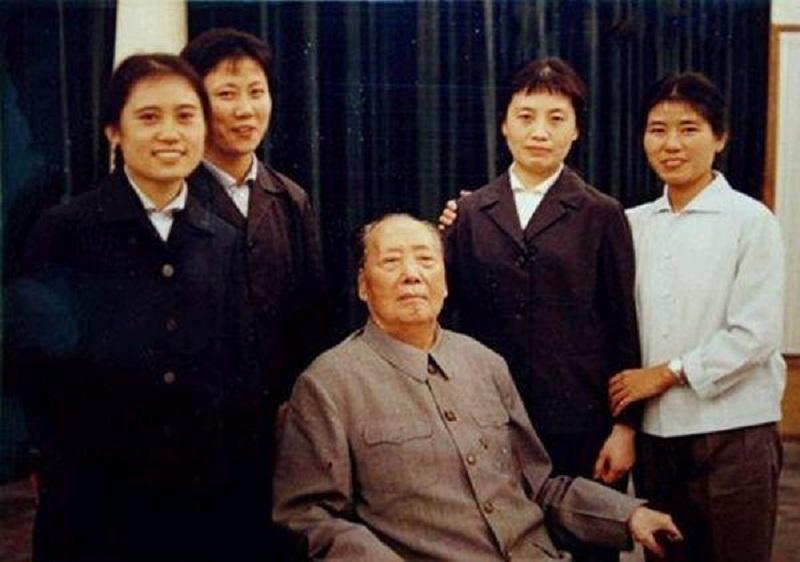 毛泽东的表弟毛泽荣,当主席病重,恳求公社访问北京,只有成为一个告别