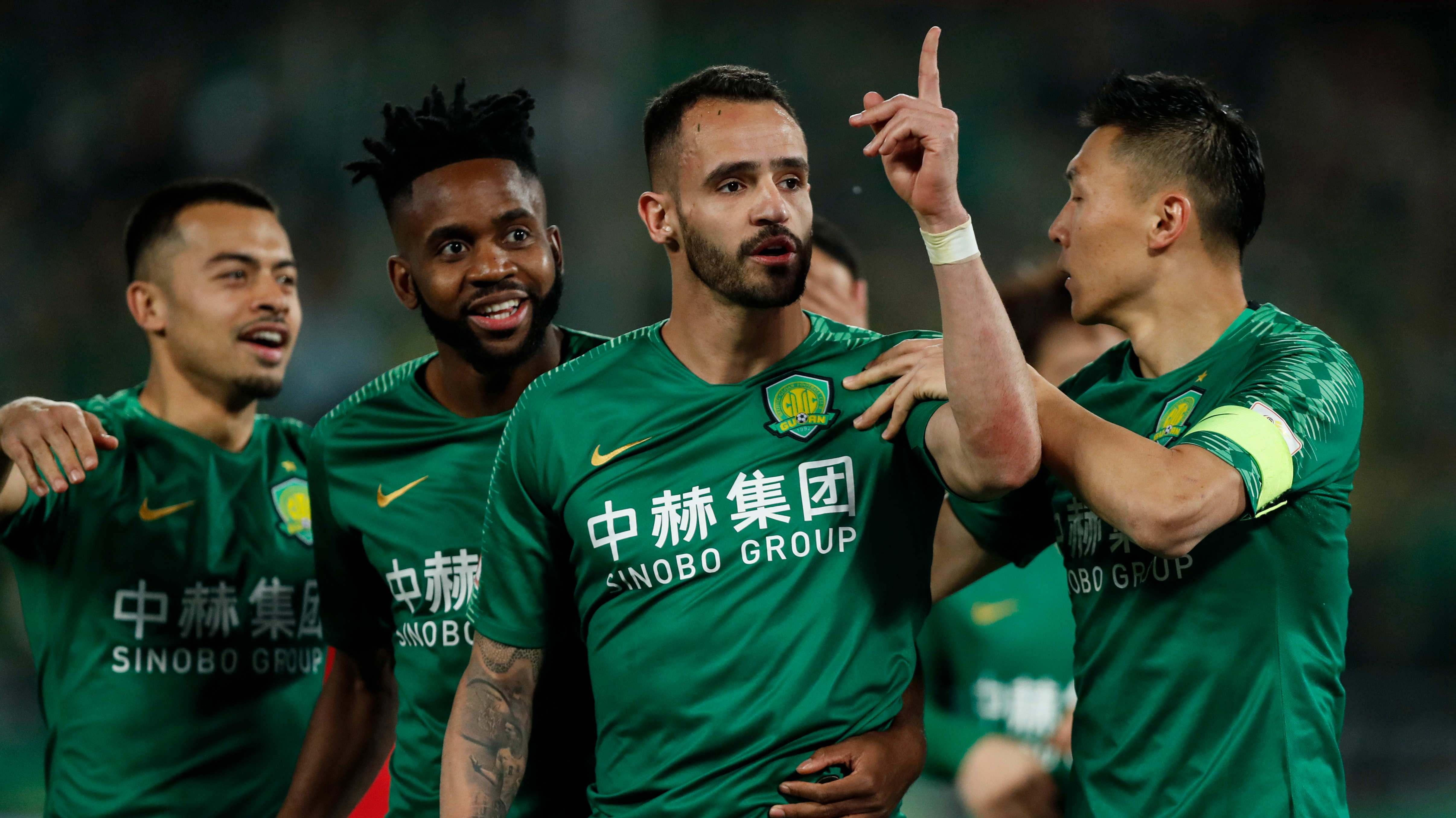河北华夏vs北京国安:华夏战绩不稳,国安状态回升