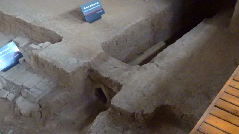 两千年前的西汉皇宫,如何将冬天的冰块贮藏到夏季,供皇太后享用