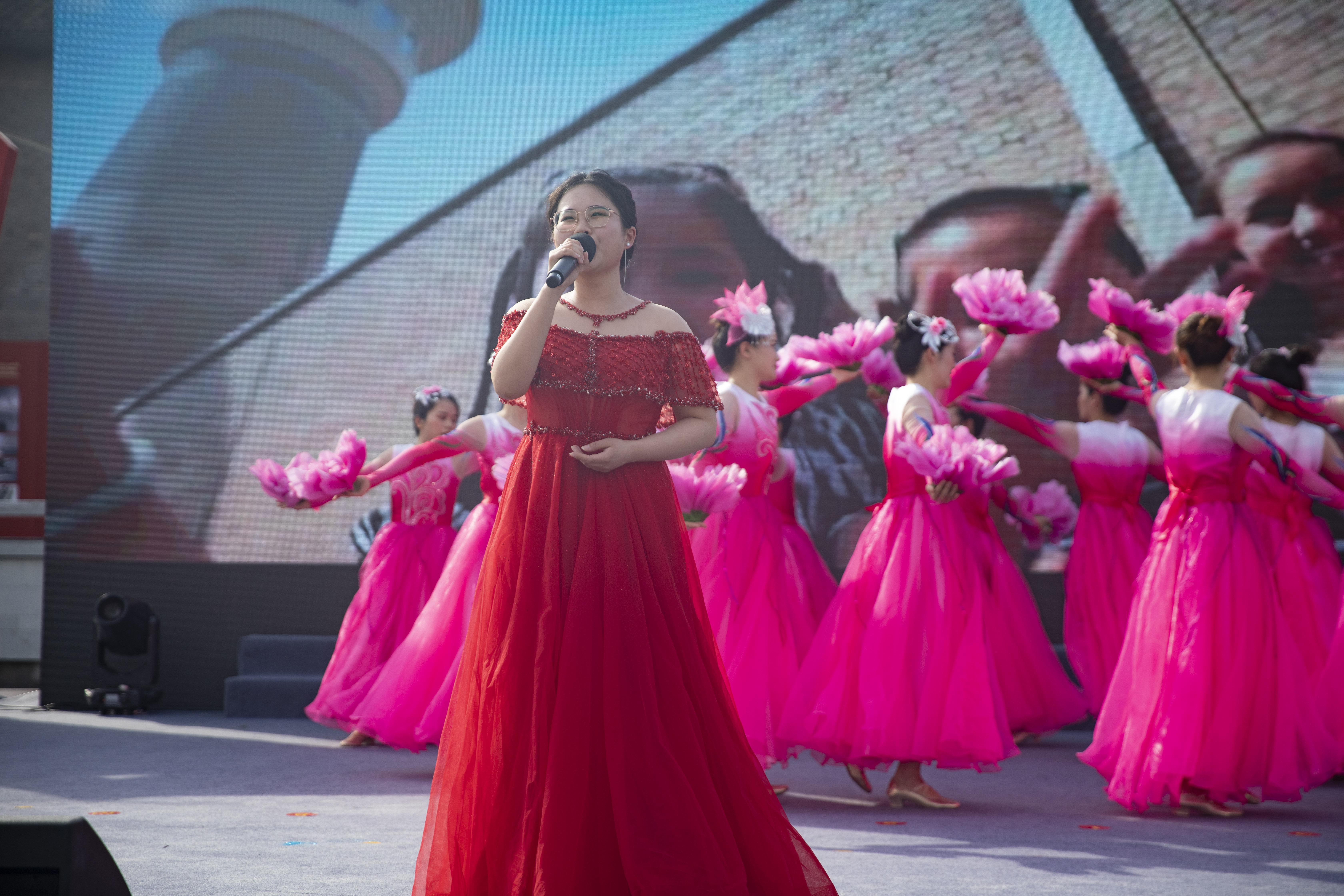 中国建筑在嘉兴火车站区域提升改造项目举办开放日活动