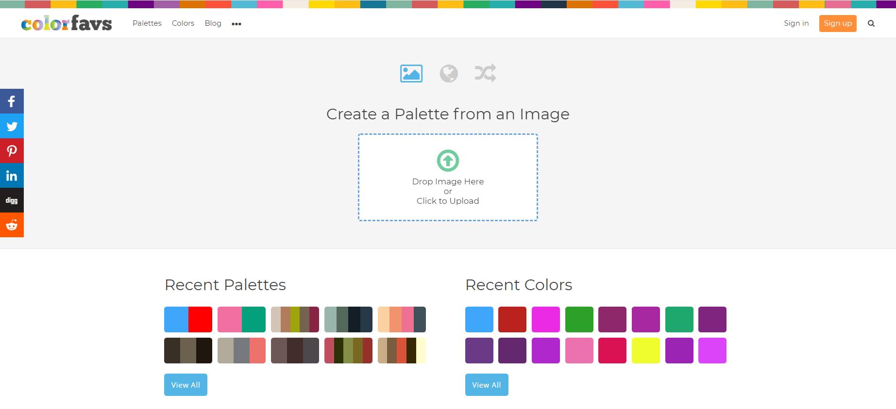 15个调色网站,哪种颜色让人觉得舒服?给你一份完美的配色方案
