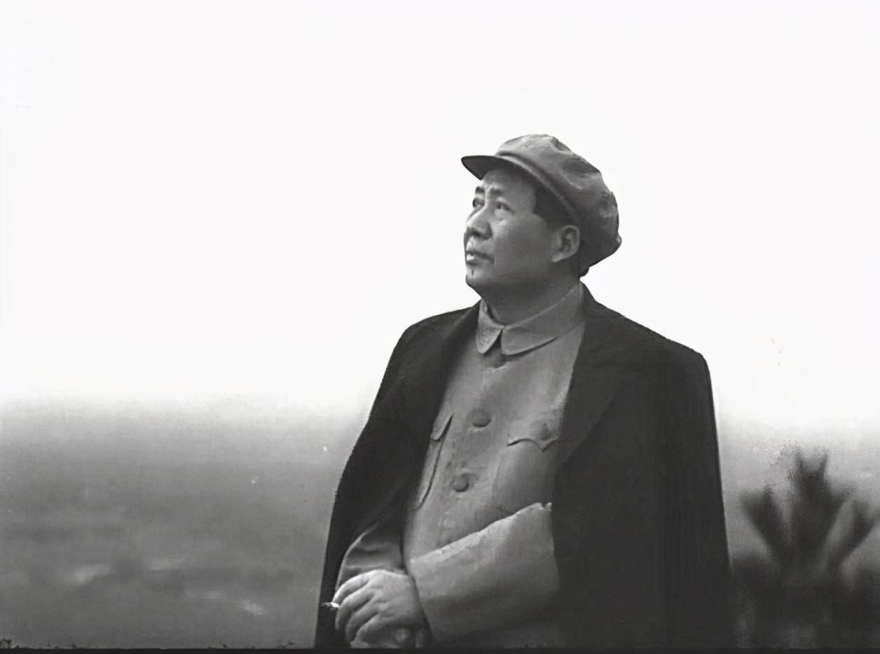 """毛泽东对""""和平演变""""十分警惕,这份忧虑你可理解?"""