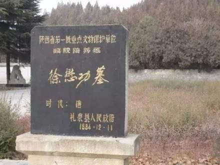 陕西发现唯一唐代朝服完整饰品,是唐朝开国武将徐懋功随葬饰件