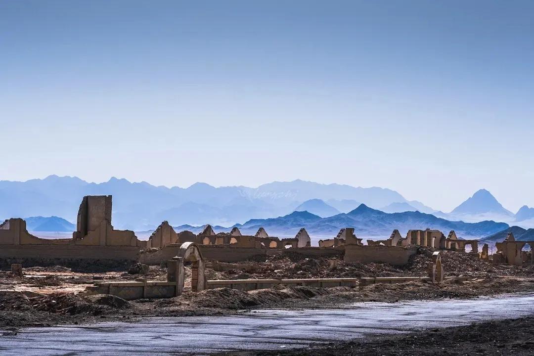中国最年轻、最孤独的城市,地球上最不像地球的地方——茫崖
